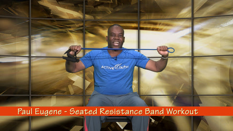 DVD - Resistance Band Workout 1