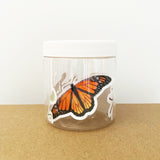 INSECT STICKER JAR