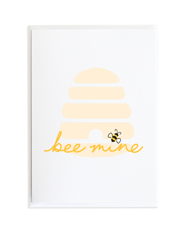BEE MINE HIVE CARD