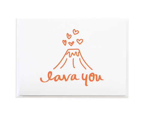 LAVA YOU CARD