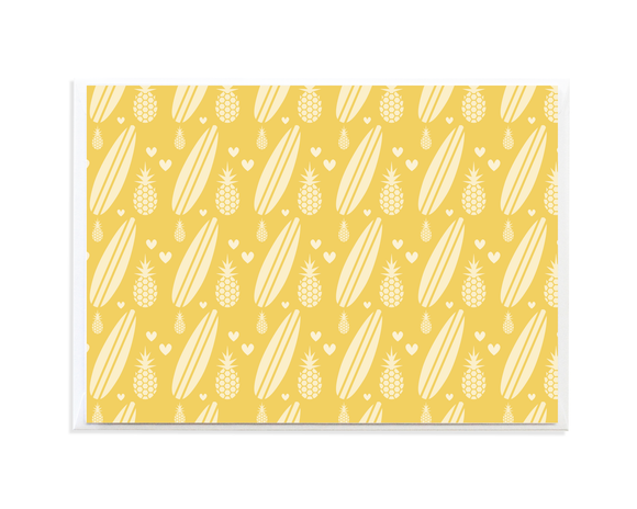 PINEAPPLE & SURF CARD