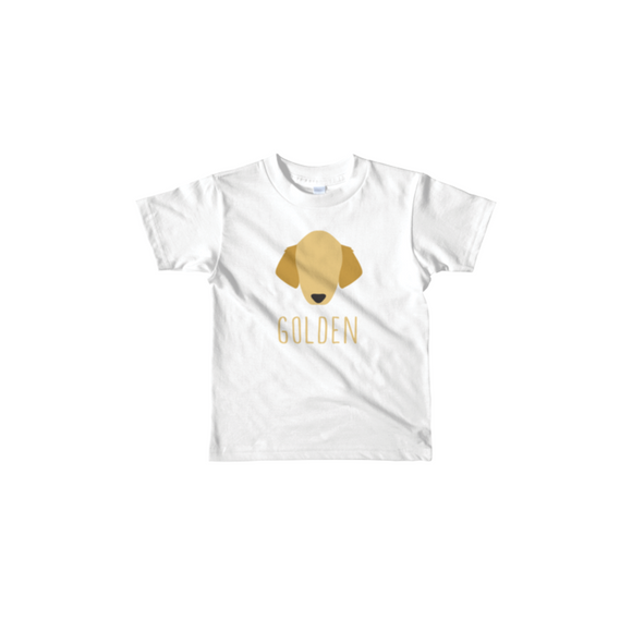 GOLDEN KIDS SHIRT