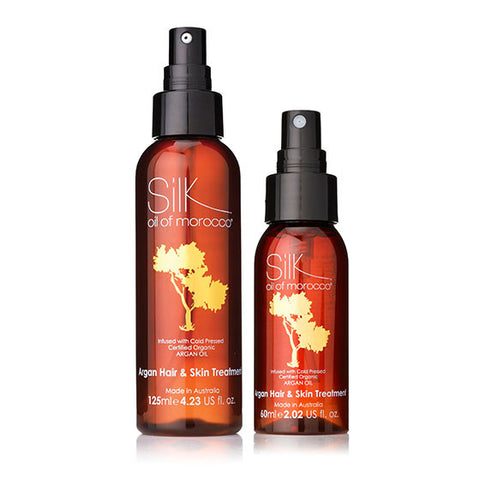 Argan Hair & Skin Treatment - Home & Away Duo