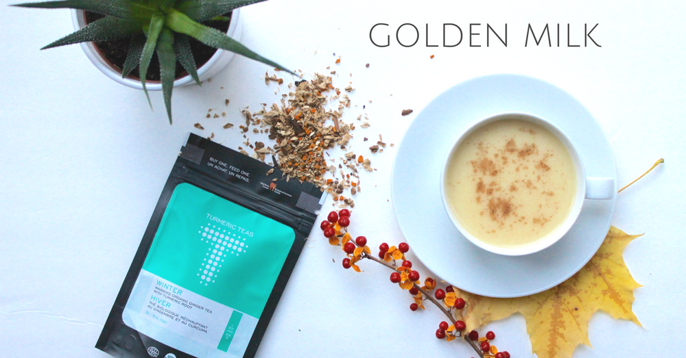 Beat the Cold with Delicious Golden Milk!