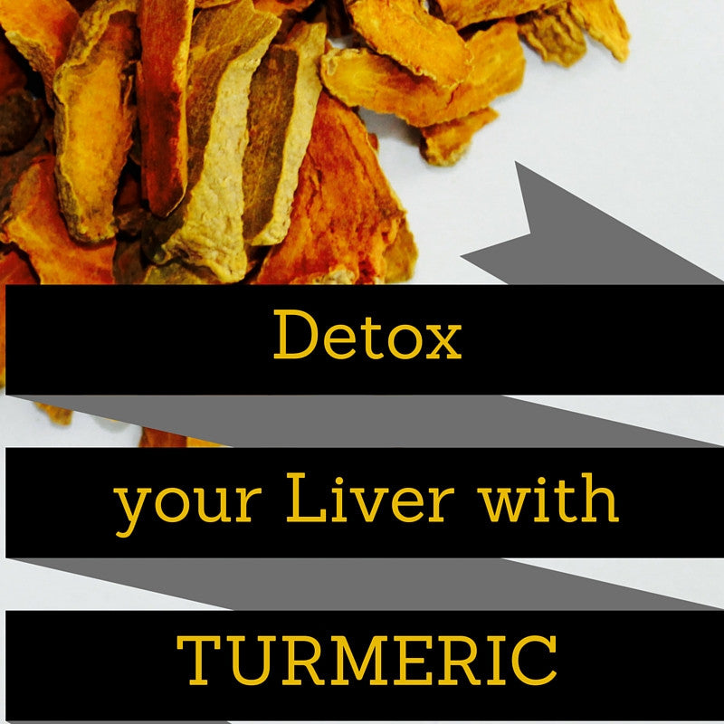 Liver Detox with Turmeric