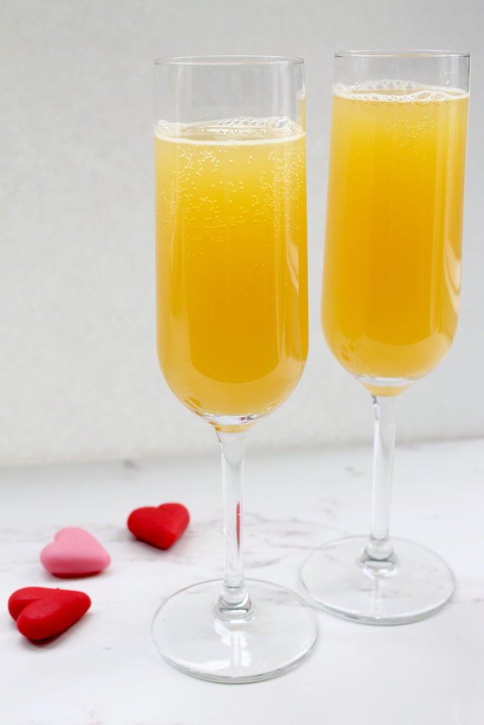 How to make a Golden (Turmeric) Mimosa!