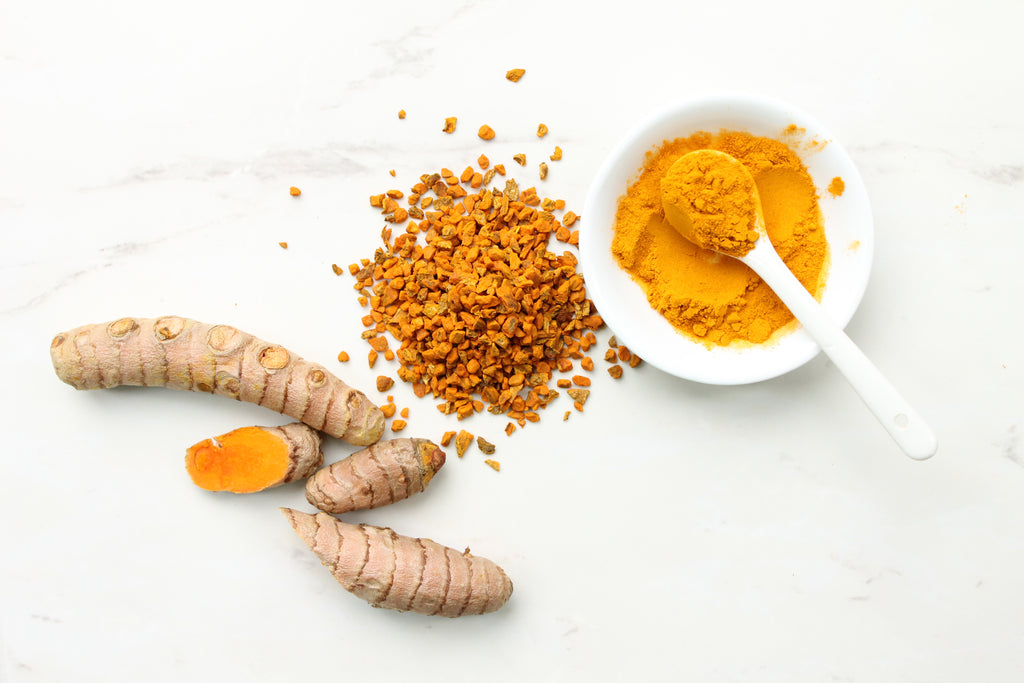 Spice Up Your Immune System with TURMERIC