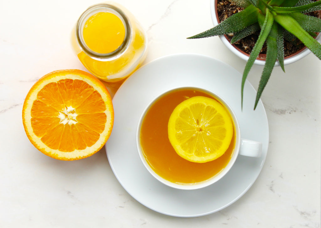 Flu Fighting Turmeric Elixir
