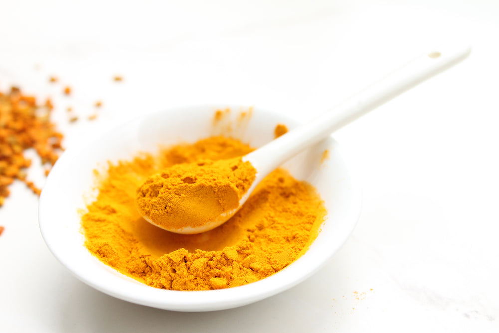 Beat Anxiety & Depression with Turmeric