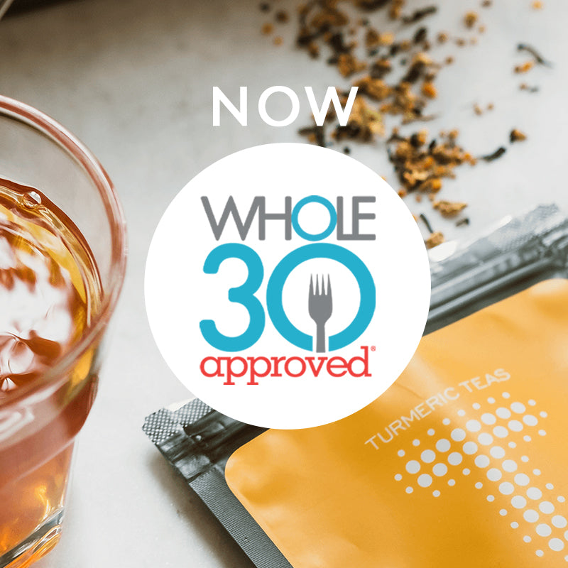 We are Now Whole30 Approved!