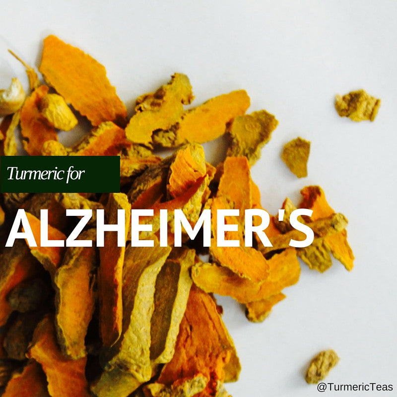 Turmeric for Alzheimer's