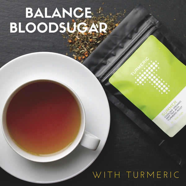 Balance Bloodsugar with Turmeric - Turmeric Health benefits
