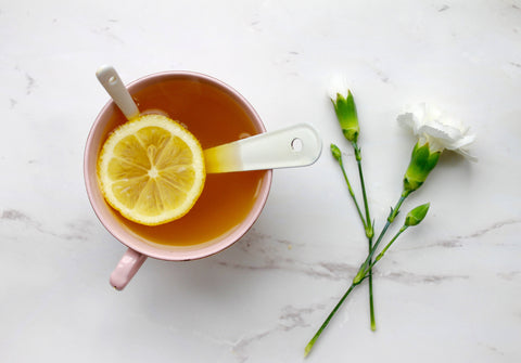 Turmeric Teas | Winter Tea & ACV