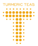 Logo - Turmeric Teas, Toronto based tea company offering organic loose leaf tea with turmeric