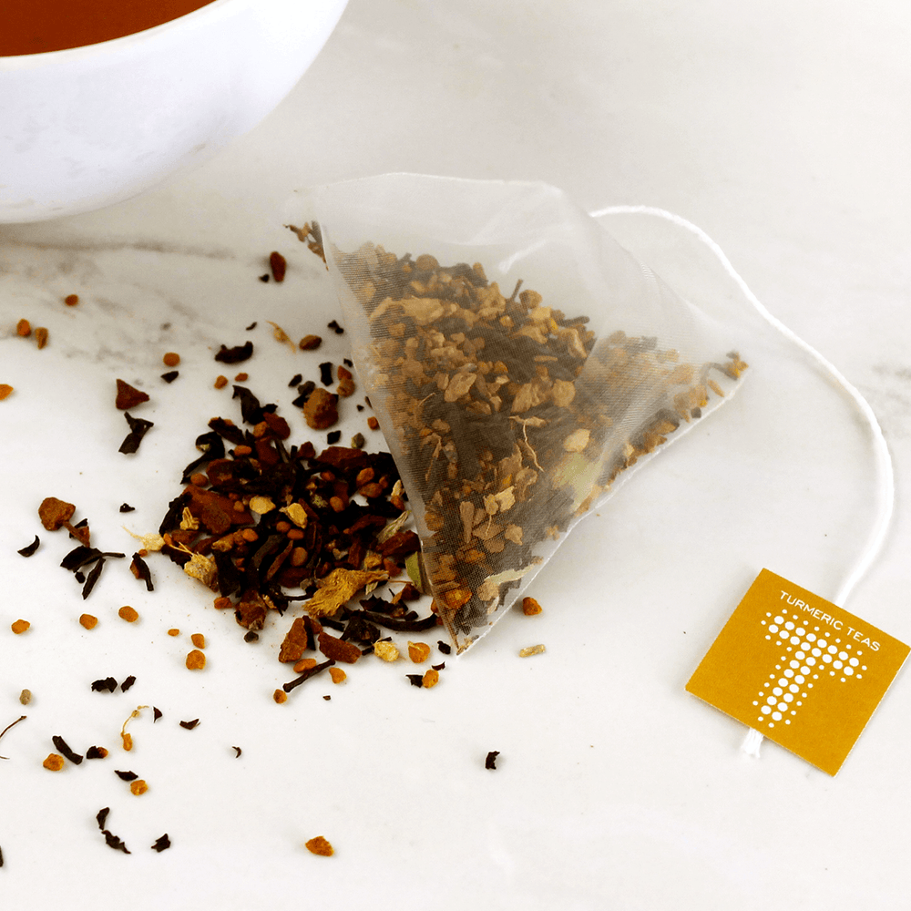 Turmeric Teas - Dawn Chai Tea Bags