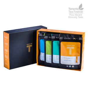 Load image into Gallery viewer, TURMERIC TEAS GIFT BOX  |  Balance in a Box