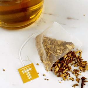 WINTER  | Warming Organic Turmeric Ginger Tea (30 Tea Bags)