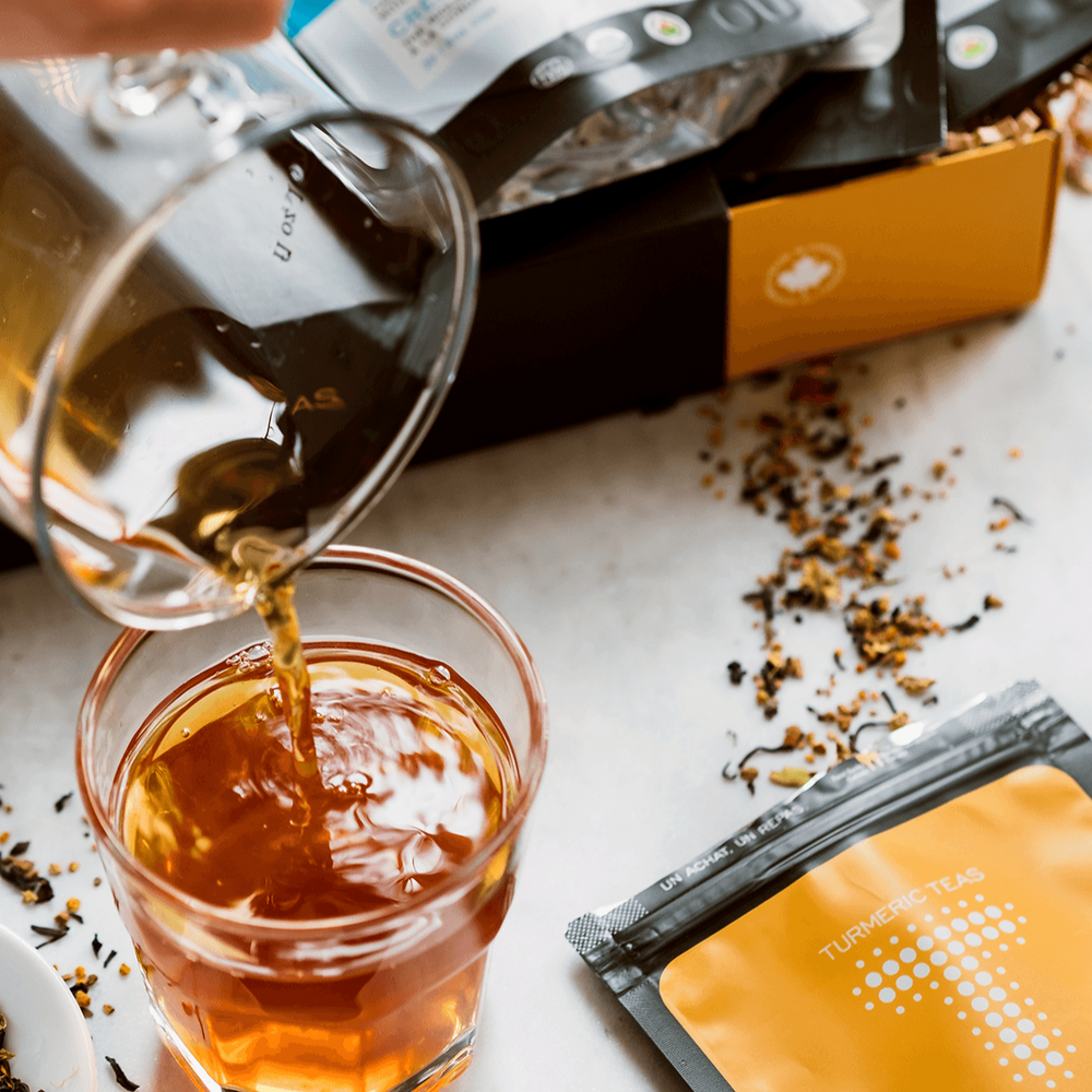 Load image into Gallery viewer, Turmeric Teas - Tea Gift Box