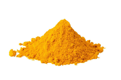 Organic loose turmeric powder