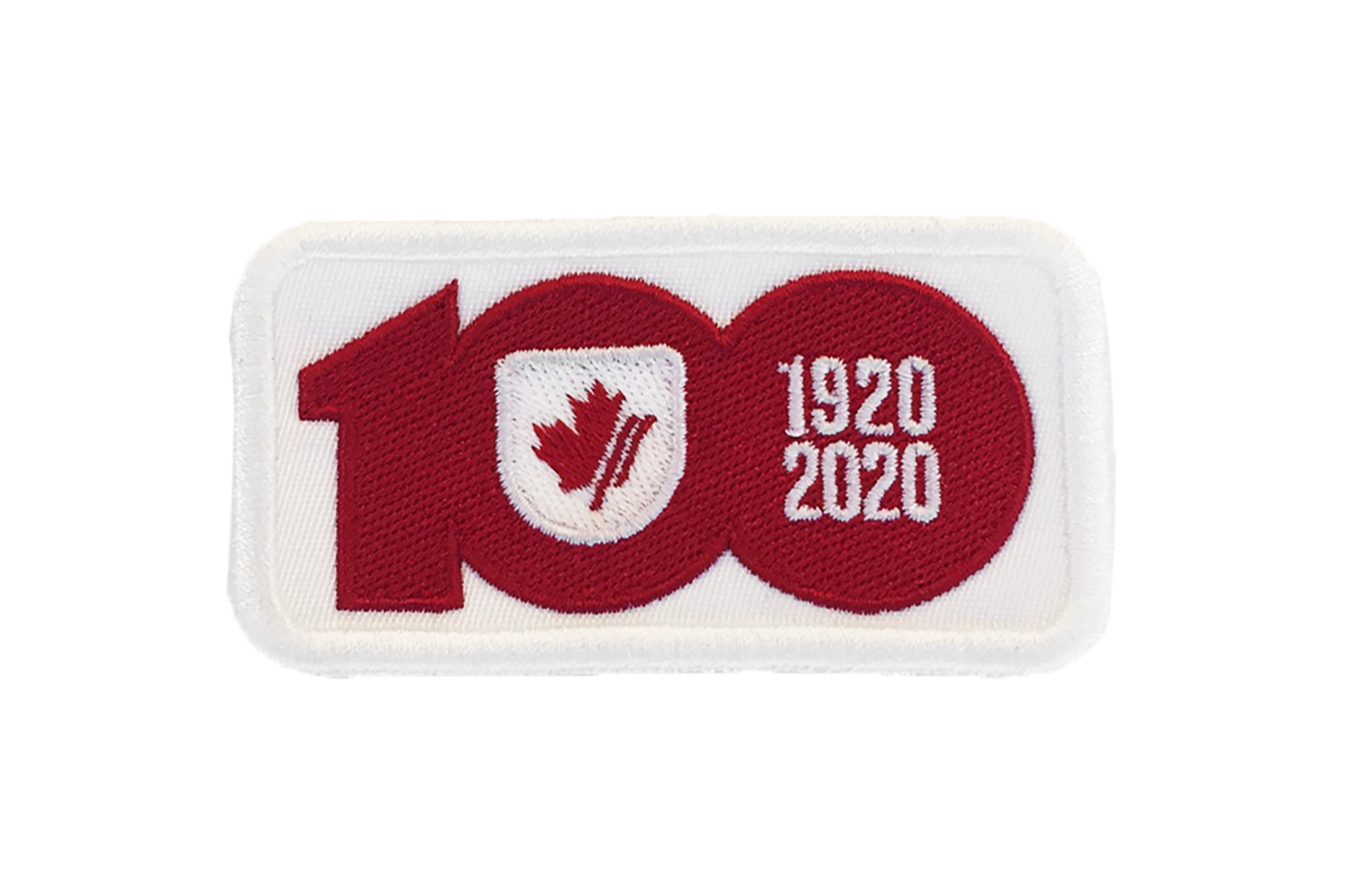 ACA 100th Year Anniversary Patch · Écusson 100e anniversaire d'ACA