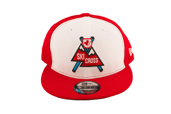 9FIFTY Snapback - Ski Cross World Cup Cap - Casquette ajustable Coupe du Monde Ski Cross