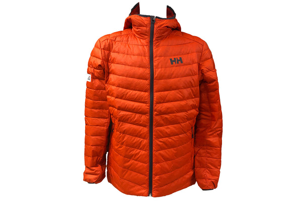 VERGLAS HOODED DOWN INS JACKET · Veste