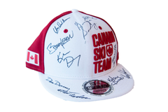 9FIFTY Snapback Can Ski Team 2017-18 SX Signed  · Casquette ajustable Equipe de Ski signée