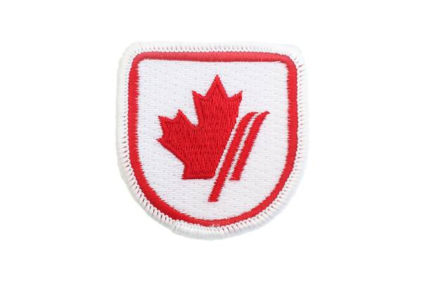 ACA Embroidered Patch ·  Écusson Brodé Logo ACA