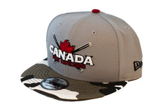 Official 17/18 9FIFTY Snapback Ski Cross Hat