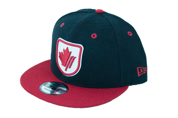 9FIFTY Wool Snapback · En Laine ajustable