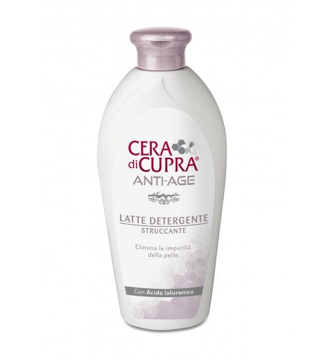 Cera Di Cupra Anti Age Line A-Age Cleansing Milk (200ml)