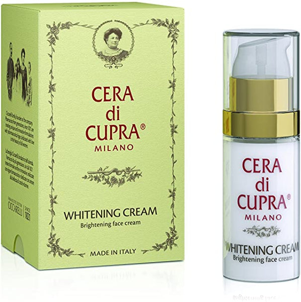 Cera di Cupra Milano Whitening Face Cream 30 ml