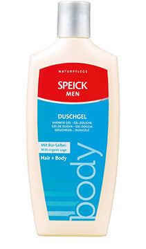 Speick Men Hair & Body Shower Gel