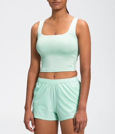 The North Face Women's Wayfair Tank - Misty Jade