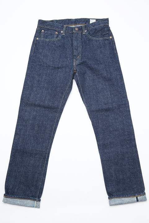 orSlow 107 Ivy Fit Slim Jean - One Wash