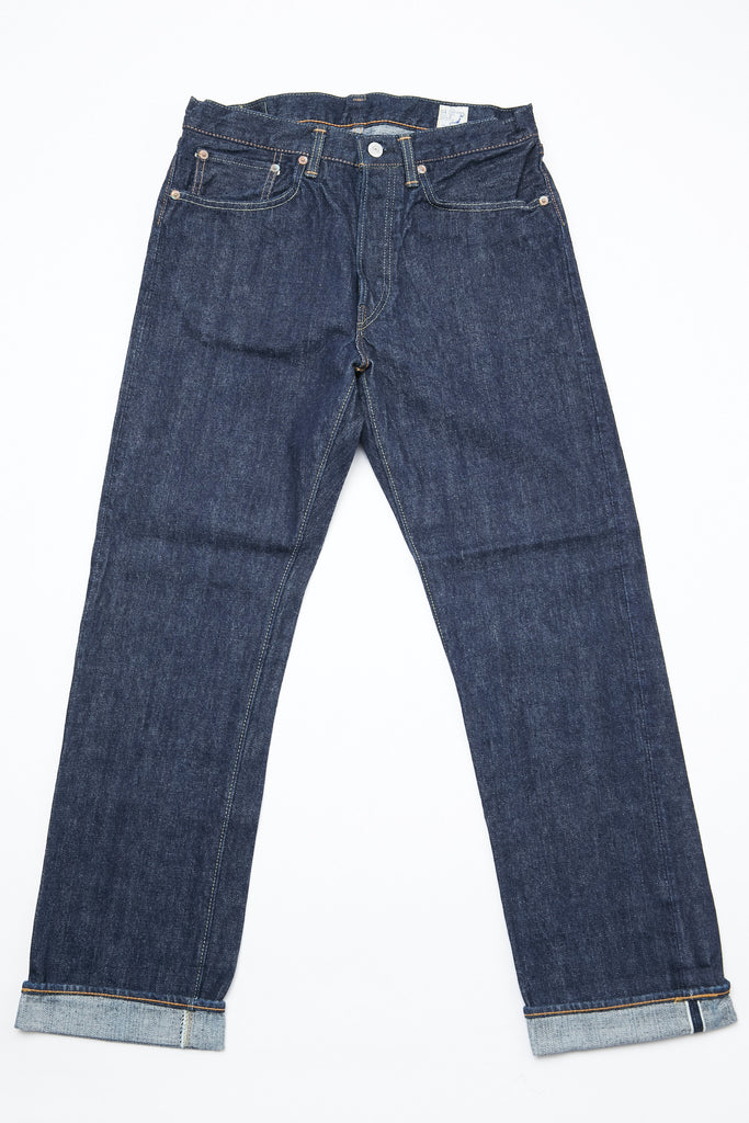 orSlow 105 Standard Fit Jean - One Wash