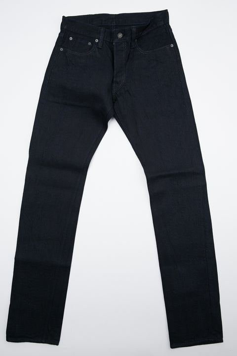 Pure Blue Japan XX-012 14 oz. Slim Tapered - Deep Indigo with One Wash