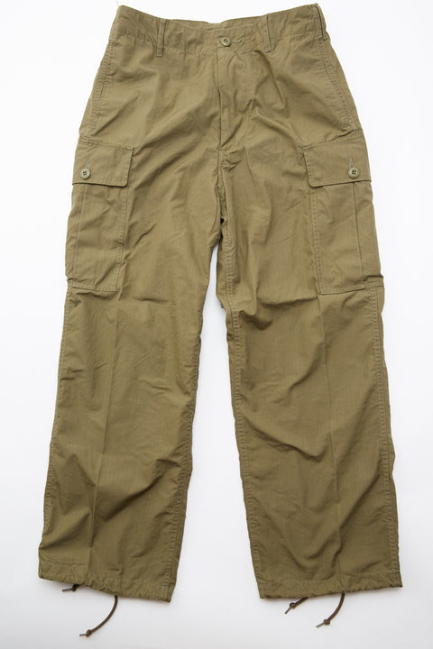 Beams Plus MIL 6Pocket 80/3 Ripstop - Olive