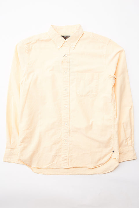Beams Plus B.D. Oxford - Yellow
