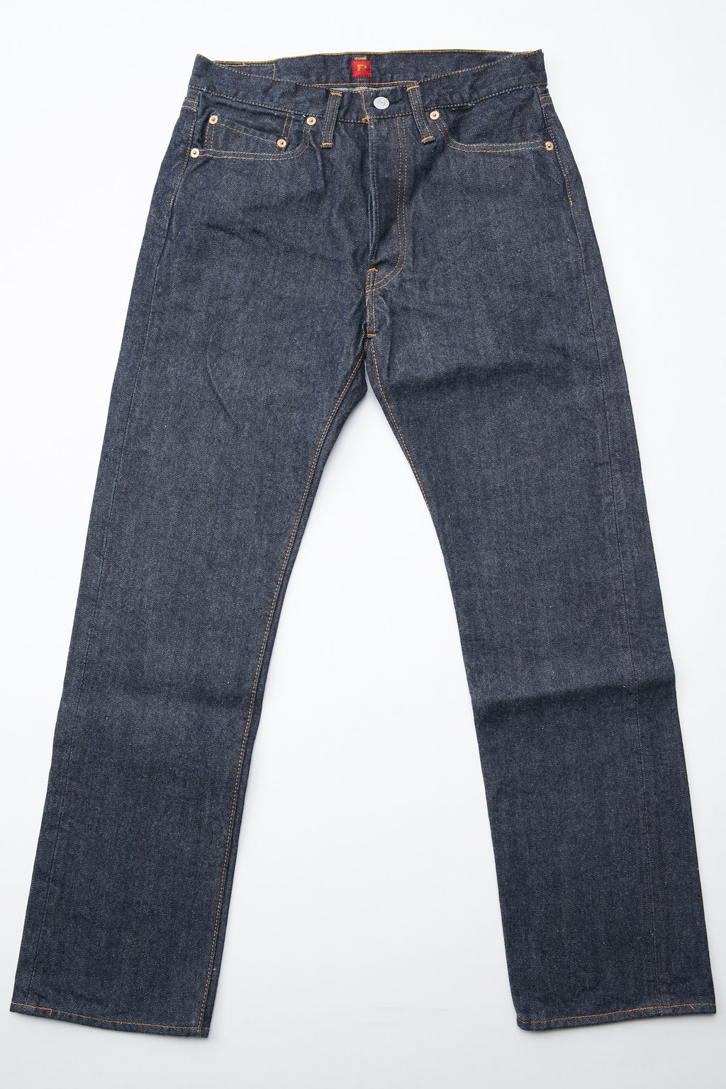 Resolute 710 Slim Straight One Wash Denim