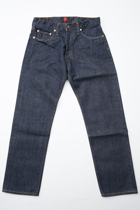 Resolute 712 Straight One Wash Denim