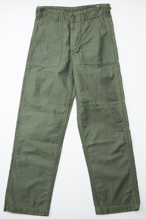 OrSlow Regular Fit Fatigue Pants - Green