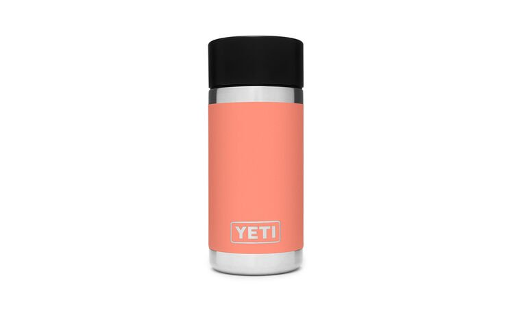 Yeti Rambler 12oz Bottle - Coral