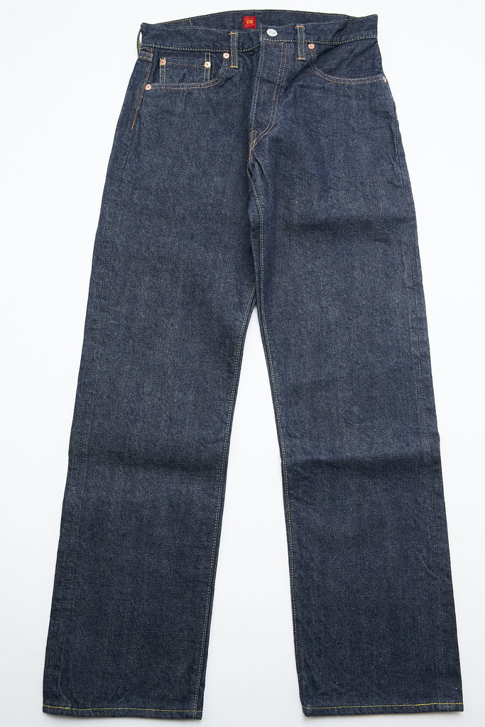 Resolute 711 Straight Fit One Wash Denim