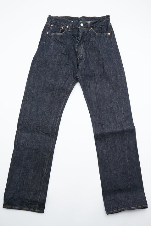 Warehouse & Co. Lot 800XX 14.5oz Standard Straight Fit Jeans - Denim/One Wash