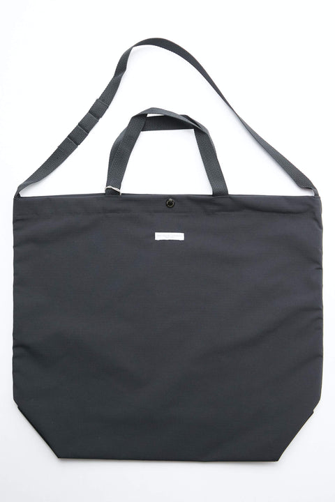 Engineered Garments Carry All Tote - Black Tech Ripstop