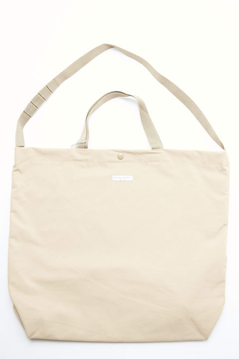 Engineered Garments Carry All Tote - Khaki Tech Ripstop