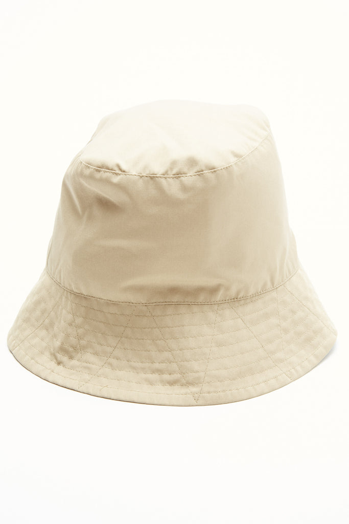 Engineered Garments Bucket Hat - Khaki PC Poplin