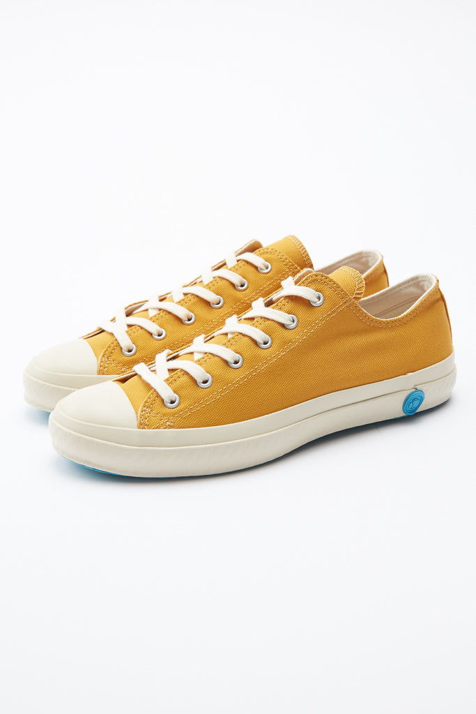 Shoes Like Pottery 01JP LOW SNEAKER - Mustard Yellow
