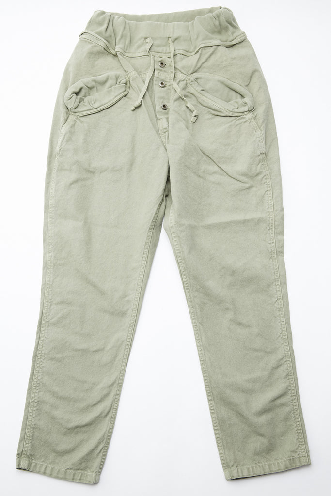 Kapital Canvas SAROUEL NOUVELLE Pants - Khaki